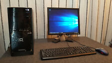 HP Compaq 100 Desktop PC series AMD E1-6010 HDD 2To RAM 4Go OS Win10 (100-441nf)
