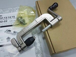 Hozan C-702-14 C-702 Spoke Threading Tool Spoke Thread Casher -Made In Japan