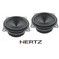 Hertz EMV 100.5 100mm mitteltöner set midwoofer 120 vatios 10cm, 1 par