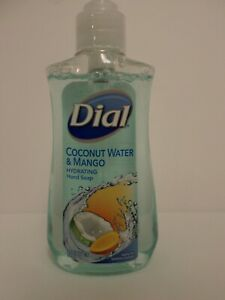 Dial-Coconut Water & Mango-Hydrating Hand Soap-7.5 oz