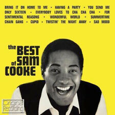 Sam Cooke : The Best of Sam Cooke CD (2013) Incredible Value and Free Shipping!