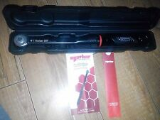 Norbar 130104 NorTorque 200 Adjustable Dual Scale Ratchet Torque Wrench 1/2in Dr