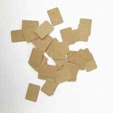 Lot of 100 Pieces Earring Card