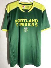 Adidas MLS Jersey Portland Timbers Team Green sz XL