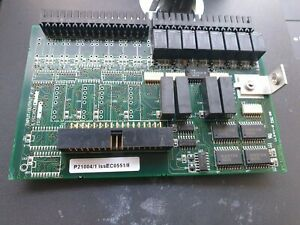 PC123046 P21004/1 RELAY BOARD (IN8S2)
