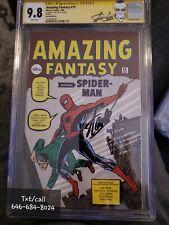 Amazing Fantasy #15 CGC 9.8 German Variant - Spiderman Very Rare (ONLY 5 EXIST)