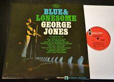 George Jones Mercury 20906 Blue And Lonesome