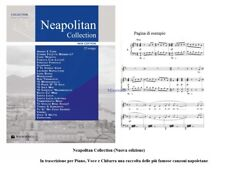 Neapolitan Collection successi classica napoletana spartito Piano Voce Chitarra