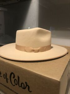 Lack of Color - IVORY RANCHER 59cm Large Hat