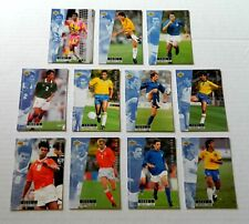 BORA'S FANTASY TEAM Chase Set (11) 1994 Upper Deck World Cup Soccer Contenders
