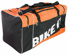 NEW KTM ORANGE/BLACK MOTOCROSS MX ENDURO TRAILS ATV LARGE WEEKEND KIT BAG