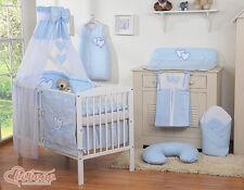 lettino bimbo culla per neonato con set coordinato velo materasso!novità!