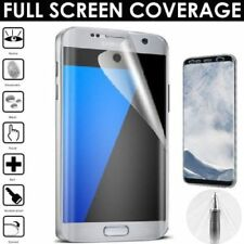 For Samsung Galaxy S6 Edge Screen Protector Cover Invisible TPU FULL COVER