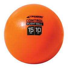 "Champro Control Flight Baseball / Softball Training Ball 10"" (New) Lists @ $10"