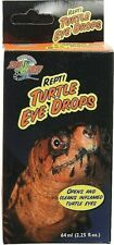 Zoo Med Turtle Eye Drops Repti Turtle & Reptile Vitamin-A Eye Drop Meds Md-30