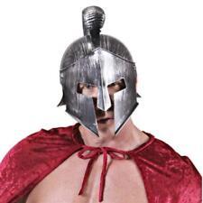 SPARTANER HELM  Antike Rüstung Troja Gladiator Griechen Kostüm Party Deko 02418