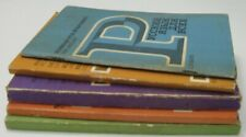 VINTAGE Russian for Everybody LOT Grammar Vocabulary Talk Reader Exercises 1977