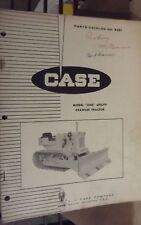 Case 310E Utility Crawler Tractor Parts Catalog