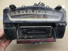 Yamaha Royal Star Venture 2008 speedometer
