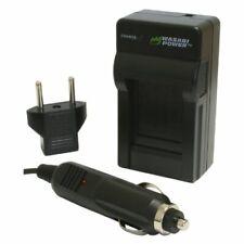 Wasabi Power Battery Charger for Pentax D-LI68, D-LI122, D-BC68, D-BC122,