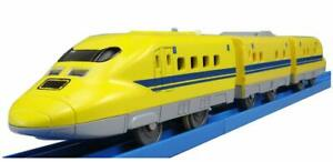 Plarail S-07 with light 923 Dr. Yellow T4 formation Takara Tomy Railway