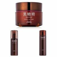 Kose cosmeport Brown sugar premium perfect skin care 3-piece set From Japan