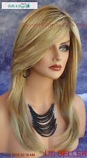 SHILO NORIKO RENE OF PARIS MONOTOP WIG *STUNNING SEDUCTIVE  *COLOR NUTMEG F 544