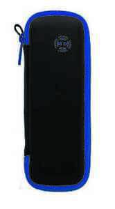 Harrows Blaze Darts Case - Blue. Holds Fully Assembled Darts.