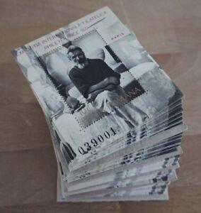 1982 Rumänien; 500 Blocks PHILEXFRANCE ?82, postfrisch/MNH, Bl. 188, ME 1000,-