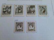 GIBRALTAR 2001 SG 978-981 BICENT OF THE CHRONICLE MNH