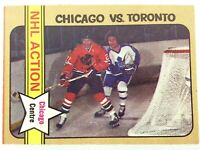 1972-73 Stan Mikita Chicago Black Hawks 156 OPC O-Pee-Chee Hockey Card P230