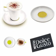 DOLCE GUSTO CAPPUCCINO CUP SAUCER RARE FIRST ISSUE BROKEN YOURS BUY THIS ONE