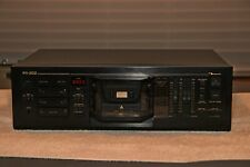 Nakamichi Cassette Tape Deck Player - Model Rx-202 Auto Reverse Dual voltage