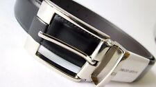 Authentic Giorgio Armani Reversible Leather Belt...large...new style...GA6310