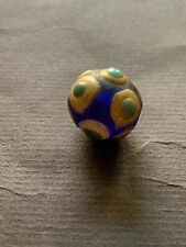 Alte Glasperle, ,Old Glass Bead Indonesien Java China Tibet Nepal Buddha (A112)