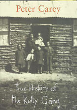True History of the Kelly Gang, Peter Carey, Excellent Book