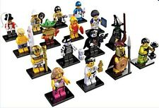 NEW LEGO 8684 Complete Set of 16 MINIFIGURES SERIES 2