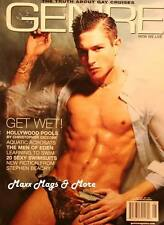 Genre gay mag 5/03 Get Wet!! Swimsuit issue hot pics!