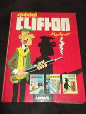 Spécial CLIFTON Intégrale Macherot  EO