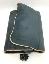Massage Chair Cover with Heat Snailax: 10 Massagers I SL363 (IIJ02)