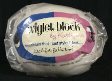 Wiglet Block By Kartiganer Styrofoam Wig Form Holder Storage