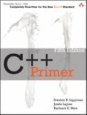 C++ Primer (5th Edition) by Stanley B. Lippman (Paperback)