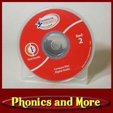 Hooked On Phonics: Replacement Part: 1998-2016 - Level 3 - Red Audio Cd #2