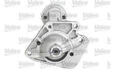 VALEO Motor de arranque 1,2kW 12V RENAULT MEGANE LAGUNA CLIO KANGOO 458388