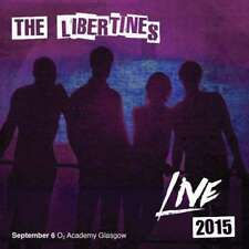 Libertines, The - Live At The O2 Academy Glasgow NEW 2 x CD