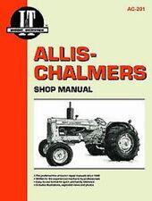 Allis Chalmers I&T Shop Manual160 170 D10 D12 D14
