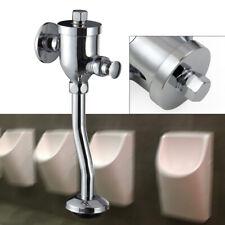 New Stainless Steel & Brass 1/2� Toilet Urina Flush Valve Nonrust 01.8-1.2Mpa Us