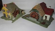 Faller very old watermills  - -- zeer oude watermolens H0