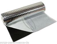 2m ² Alubutyl Isolamento Mat Anti Vibrazioni Opaco Bitume 50 x 400 cm Auto Porte