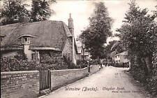 Winslow. Claydon Road by Lloyd, Linslade.